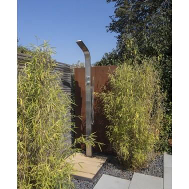 venkovní zahradní sprcha Helena od Ideal Eichenwald