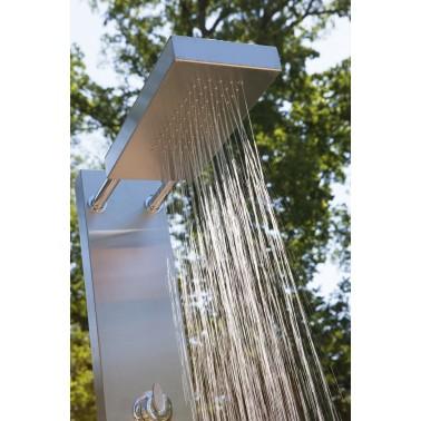 Detail sprchové hlavice Elba Ideal Eichenwald