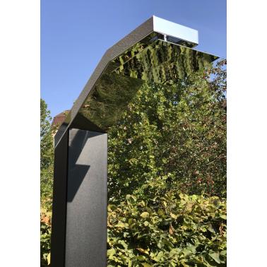 AMA Luxury Shower Solaris detail flexibilní sprchové hlavice