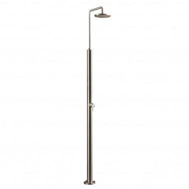 Sprcha k vířivce Romeo Ideal z broušené nerezové oceli