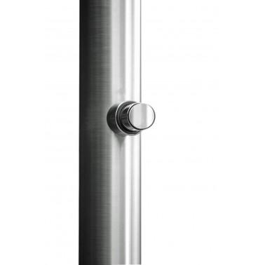 Detail samouzavíracího ventilu zahradní sprchy Nemo