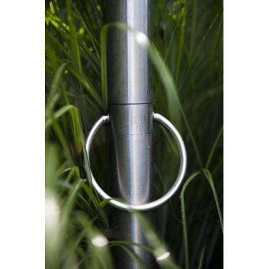 otočný kohout ve tvaru písmene O pro regulaci proudu a teploty vody