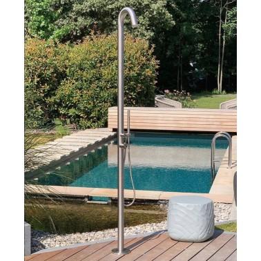 Zahradní nerezová sprcha Sylt od Ideal Eichenwald