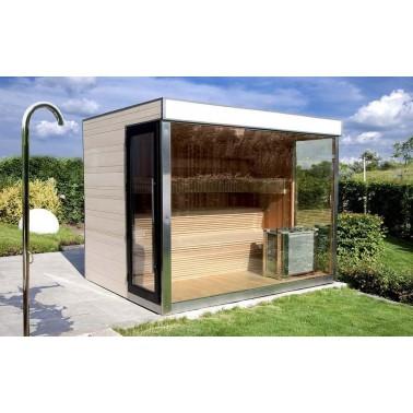 Venkovní sprcha JEE-O original 01 k sauně