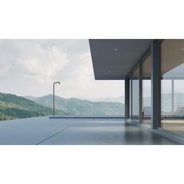 Designová venkovní sprcha minimalistická