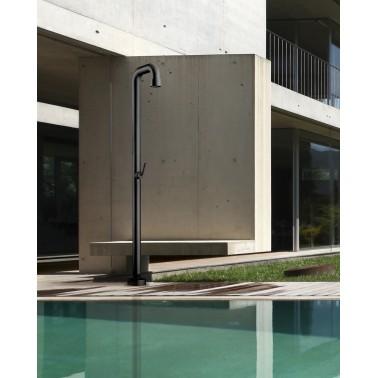 Designová venkovní sprcha černá